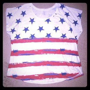 New lightweight patriotic shirt
